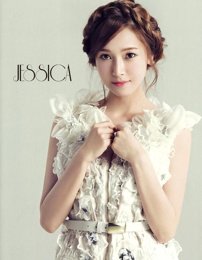 Jessica làm bạn với dầu dừa 2