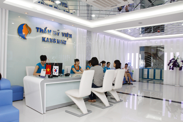 Kangnam là địa chỉ trị mụn bọc tốt và hiệu quả nhất hiện nay
