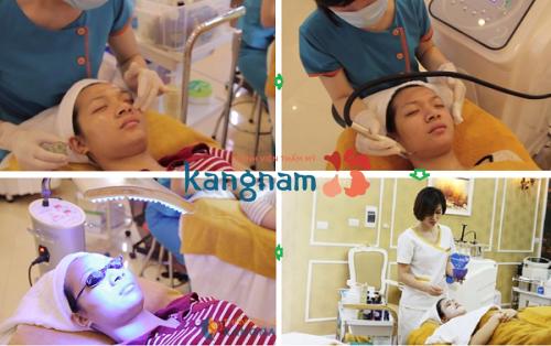 Điều trị mụn bọc với công nghệ Oxy-led 2