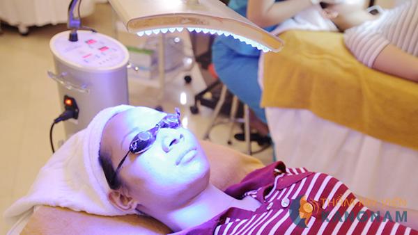 Trị mụn bọc ở Kangnam hiệu quả nhất với công nghệ Oxy-Led