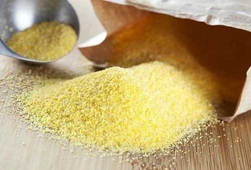 Chữa mụn nhọt ở nách bằng bột ngô