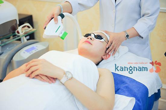 Điều trị mụn bọc bằng Nano Skin có đau không