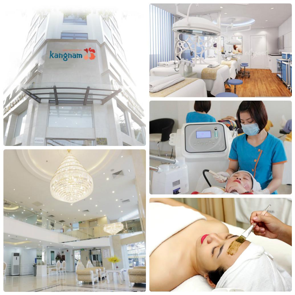 Điều trị mụn bọc tại Bệnh viện thẩm mỹ Kangnam có gì khác biệt?