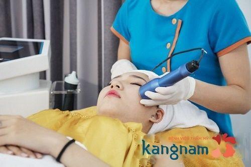 Cảm nhận khách hàng sau trị mụn bằng Nano Skin 4